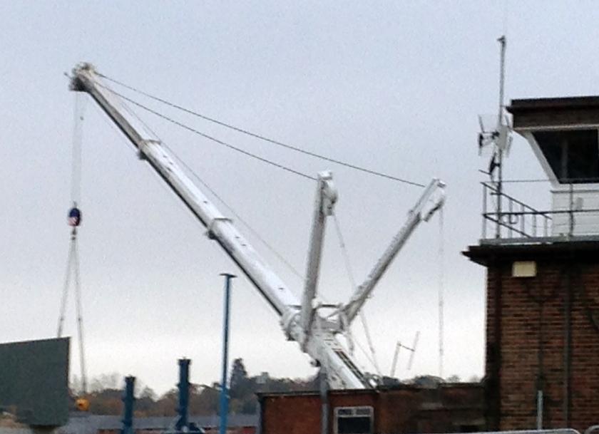 double crane